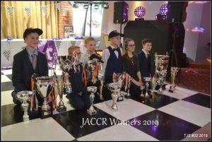 2019 Junior Champions JACCR