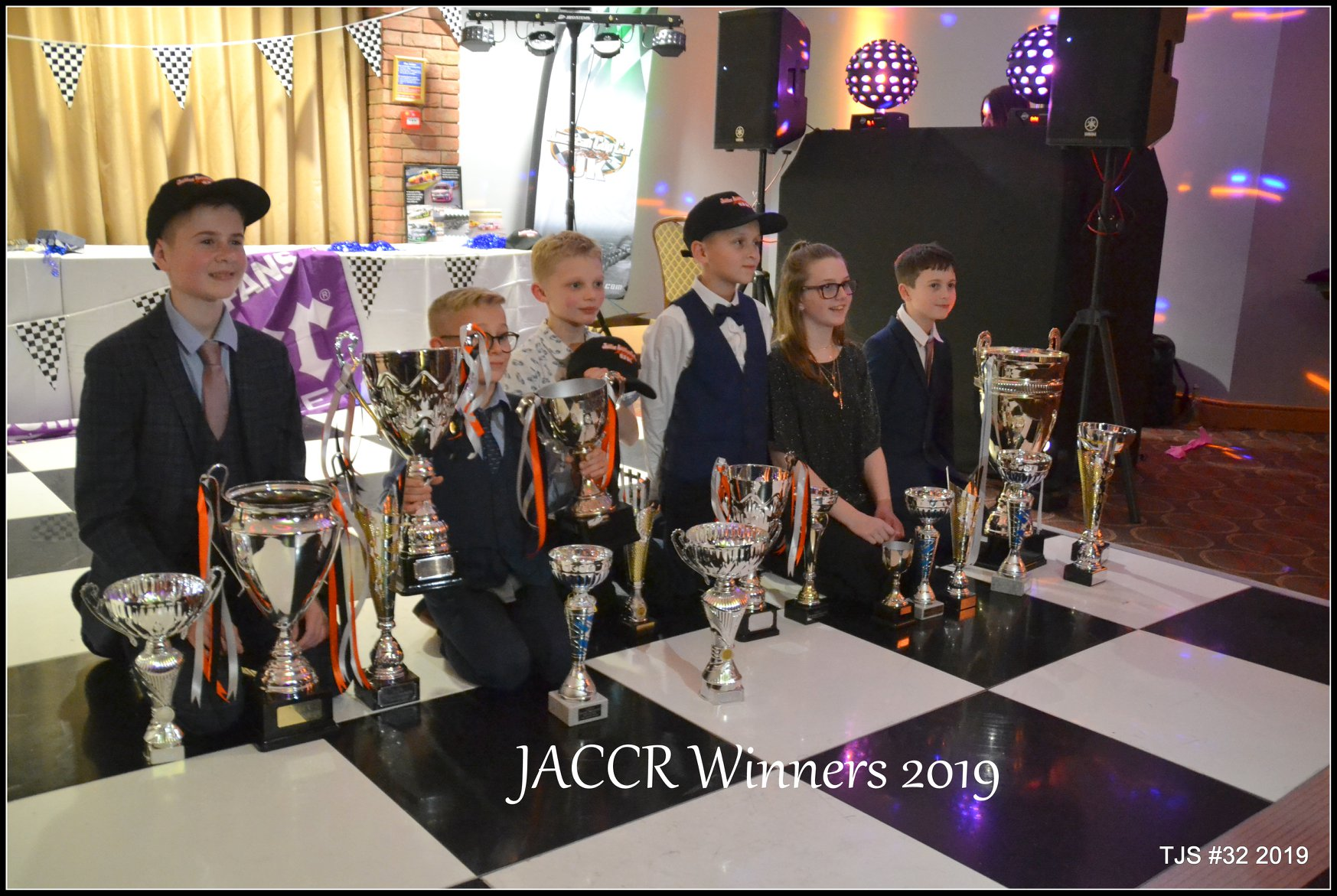 2019 Junior Champions JACCR