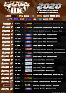2020 Fixtures Released